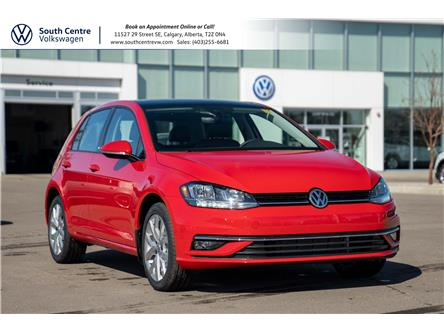 2021 Volkswagen Golf Highline (Stk: 10200) in Calgary - Image 1 of 38