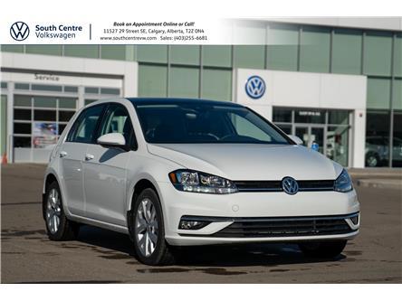 2021 Volkswagen Golf Highline (Stk: 10202) in Calgary - Image 1 of 38