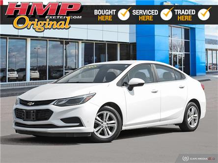 2016 Chevrolet Cruze LT Auto (Stk: 73582) in Exeter - Image 1 of 27