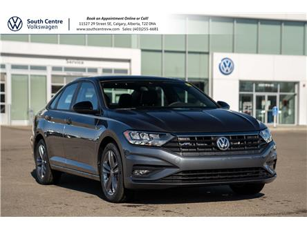 2021 Volkswagen Jetta Highline (Stk: 10215) in Calgary - Image 1 of 42
