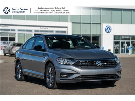 2021 Volkswagen Jetta Highline (Stk: 10218) in Calgary - Image 1 of 44