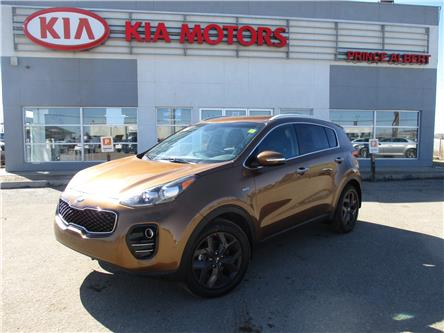 2018 Kia Sportage EX (Stk: 41062A) in Prince Albert - Image 1 of 19