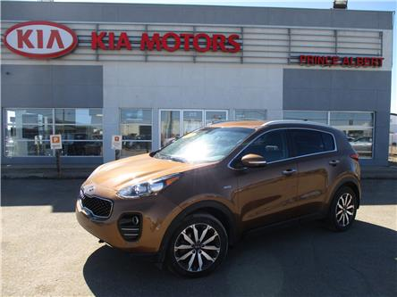 2019 Kia Sportage EX (Stk: 41082A) in Prince Albert - Image 1 of 13