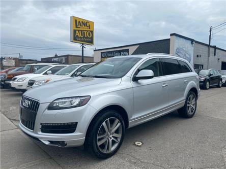 2012 Audi Q7 3.0 Premium Plus (Stk: ) in Etobicoke - Image 1 of 30