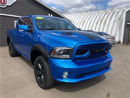 2018 RAM 1500 Sport (Stk: ) in Sussex - Image 1 of 22