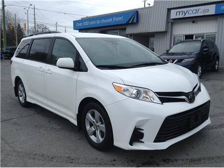 2018 Toyota Sienna  (Stk: 210299) in Kingston - Image 1 of 10