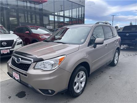 2016 Subaru Forester 2.5i Touring Package (Stk: UT1593A) in Kamloops - Image 1 of 25