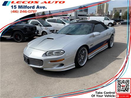 1998 Chevrolet Camaro Z28 (Stk: 112745) in Toronto - Image 1 of 14
