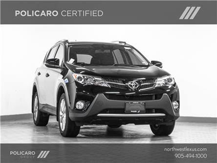 2015 Toyota RAV4 Limited (Stk: 389103T) in Brampton - Image 1 of 26