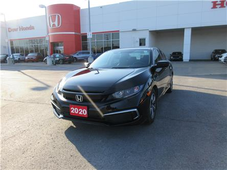 2020 Honda Civic LX (Stk: 29289L) in Ottawa - Image 1 of 17
