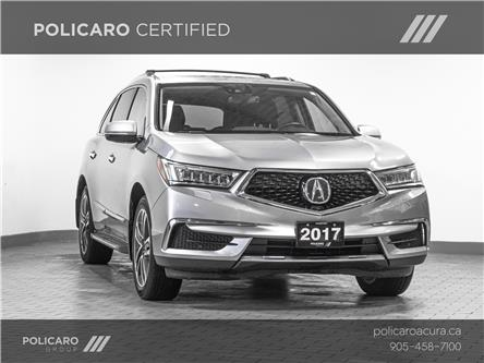 2017 Acura MDX Technology Package (Stk: 507199T) in Brampton - Image 1 of 30