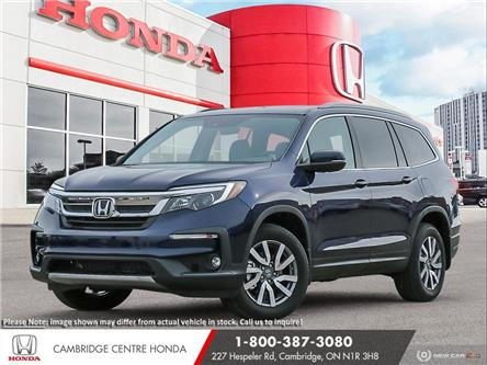 2021 Honda Pilot EX-L Navi (Stk: 21757) in Cambridge - Image 1 of 24