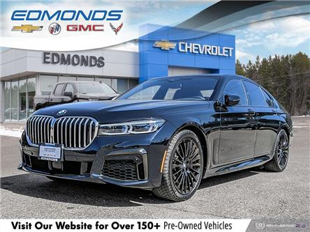 2020 BMW 750i xDrive (Stk: 0072A) in Huntsville - Image 1 of 27