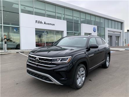 2020 Volkswagen Atlas Cross Sport 3.6 FSI Execline (Stk: 20172) in Calgary - Image 1 of 20