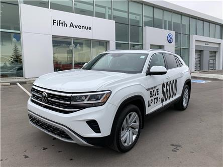 2020 Volkswagen Atlas Cross Sport 3.6 FSI Execline (Stk: 20173) in Calgary - Image 1 of 19