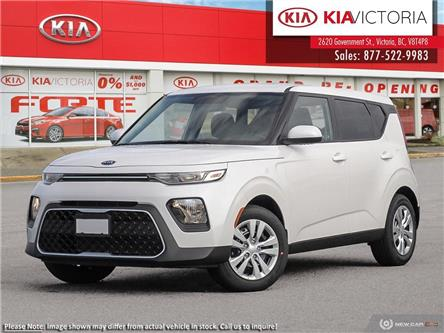 2021 Kia Soul LX (Stk: SO21-320) in Victoria - Image 1 of 23