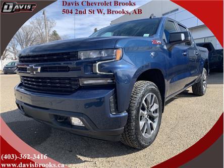 2021 Chevrolet Silverado 1500 RST (Stk: 226355) in Brooks - Image 1 of 19