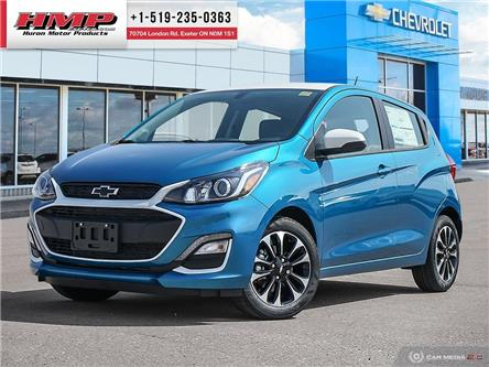 2021 Chevrolet Spark 1LT CVT (Stk: 90260) in Exeter - Image 1 of 27
