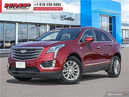 2017 Cadillac XT5 Luxury (Stk: 76723) in Exeter - Image 1 of 27