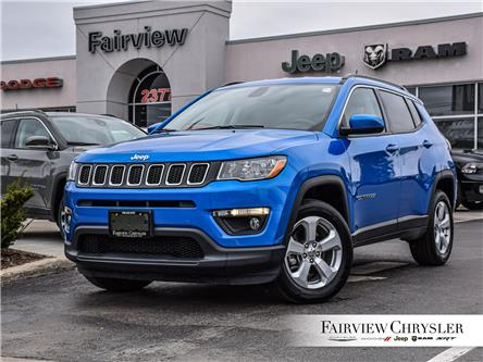 2021 Jeep Compass North (Stk: U18516DR) in Burlington - Image 1 of 28
