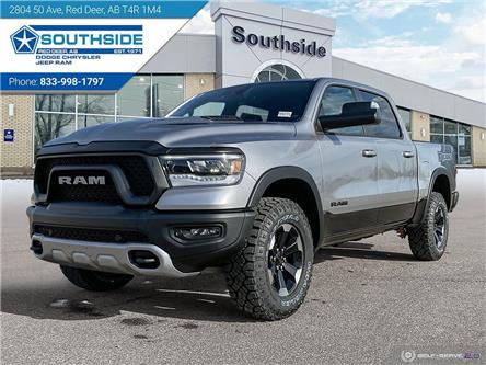 2021 RAM 1500 Rebel (Stk: W2195) in Red Deer - Image 1 of 25