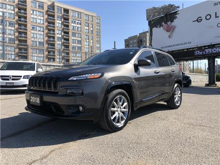 2018 Jeep Cherokee North (Stk: P5270) in North York - Image 1 of 29