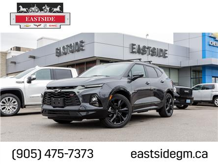 2021 Chevrolet Blazer RS (Stk: MS524318) in Markham - Image 1 of 26