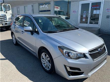 2015 Subaru Impreza 2.0i Sport Package (Stk: ) in Pickering - Image 1 of 11