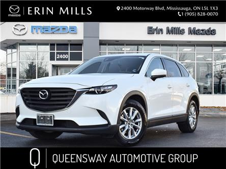 2017 Mazda CX-9 GS (Stk: P4651) in Mississauga - Image 1 of 30