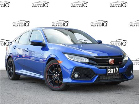 2017 Honda Civic Si (Stk: 96519) in St. Thomas - Image 1 of 26
