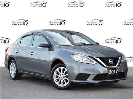 2017 Nissan Sentra  (Stk: 96924) in St. Thomas - Image 1 of 28