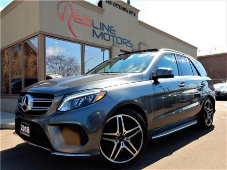 2018 Mercedes-Benz GLE 400 Base (Stk: 4JGDA5) in Kitchener - Image 1 of 21