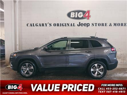 2019 Jeep Cherokee Limited (Stk: 21J176A) in Calgary - Image 1 of 15