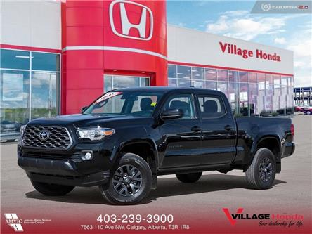 2020 Toyota Tacoma Base (Stk: AK0785A) in Calgary - Image 1 of 27