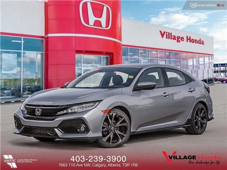 2018 Honda Civic Sport Touring (Stk: SL0159A) in Calgary - Image 1 of 27
