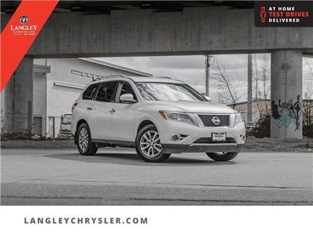 2016 Nissan Pathfinder SV (Stk: M528838A) in Surrey - Image 1 of 27