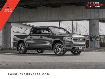 2021 RAM 1500 Limited (Stk: M701642) in Surrey - Image 1 of 27