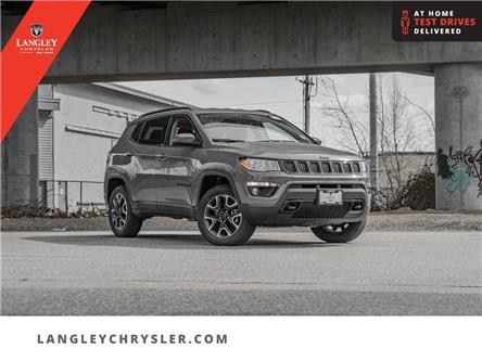 2021 Jeep Compass Sport (Stk: M575090) in Surrey - Image 1 of 23