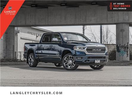 2021 RAM 1500 Limited (Stk: M701649) in Surrey - Image 1 of 26