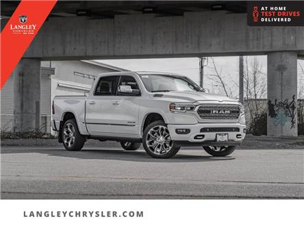 2021 RAM 1500 Limited (Stk: M701647) in Surrey - Image 1 of 24