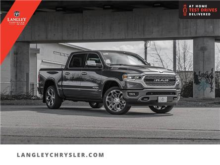 2021 RAM 1500 Limited (Stk: M701646) in Surrey - Image 1 of 24