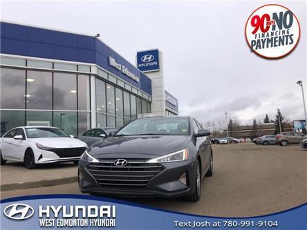2020 Hyundai Elantra  (Stk: E5451) in Edmonton - Image 1 of 16