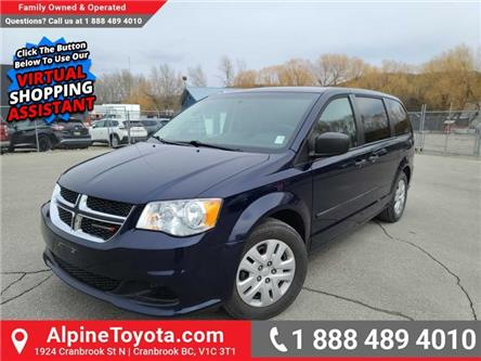 2015 Dodge Grand Caravan SE/SXT (Stk: R652985) in Cranbrook - Image 1 of 20