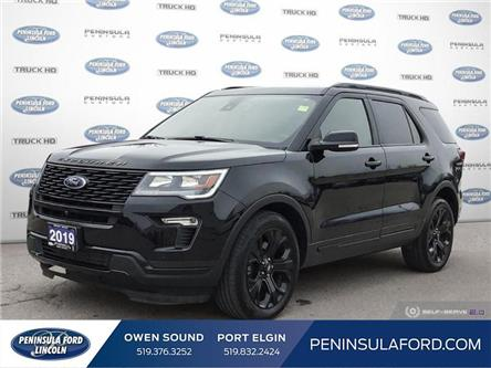 2019 Ford Explorer Sport (Stk: 2239) in Owen Sound - Image 1 of 25