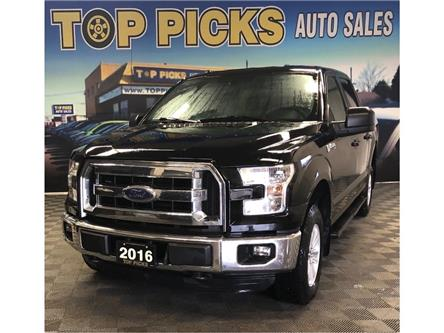 2016 Ford F-150 XLT (Stk: D27231) in NORTH BAY - Image 1 of 27