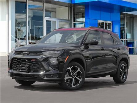 2021 Chevrolet TrailBlazer RS (Stk: TM301) in Chatham - Image 1 of 23