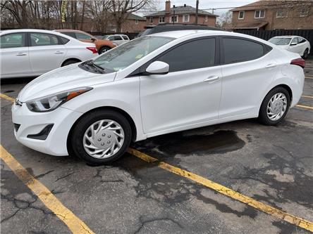 2016 Hyundai Elantra GL (Stk: 50590r) in Burlington - Image 1 of 21