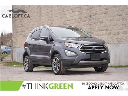 2019 Ford EcoSport Titanium (Stk: B7132) in Kingston - Image 1 of 27