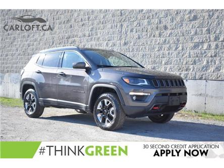 2018 Jeep Compass Trailhawk (Stk: B7174) in Kingston - Image 1 of 23