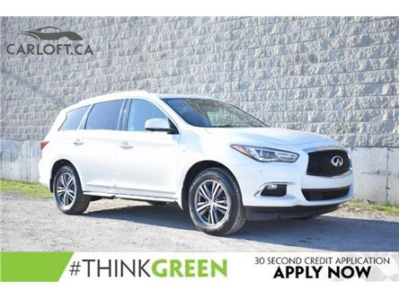 2017 Infiniti QX60 Base (Stk: B7224) in Kingston - Image 1 of 23